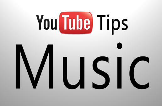 YouTube Tips – Music