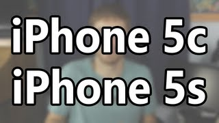 iPhone 5c and iPhone 5s – My Thoughts
