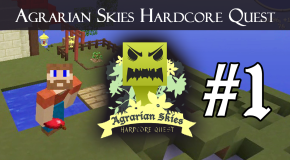Agrarian Skies Hardcore Quest #1