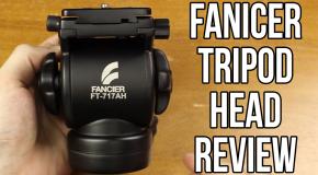 Fancier FT-717 AH Tripod Head Review