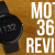 Moto 360 Review!