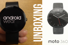 Moto 360 Unboxing, Setup, and First Impressions!