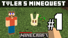 Minecraft 1.8 Let's Play – Episode 1