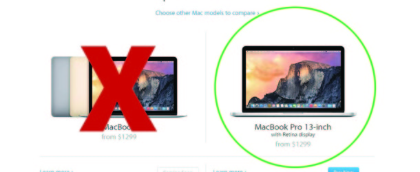 Why You Shouldn't Buy the New Macbook